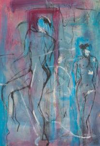 Dance Rythm 70 x 90 cm