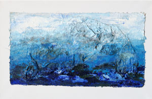 Ocean I 60 x 40 cm