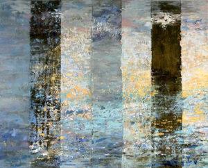 Waterscapes 100 x 80 cm