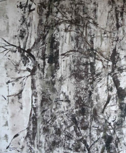 Zen Forest 100 x 120 cm