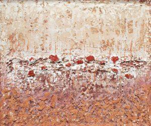 Strawberryfields 120 x 100 cm